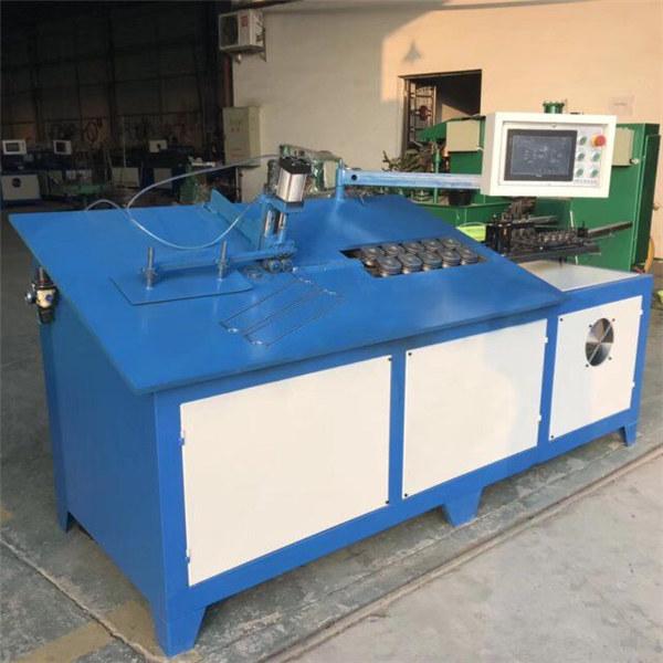2D CNC التلقائي سلك الصلب الانحناء آلة