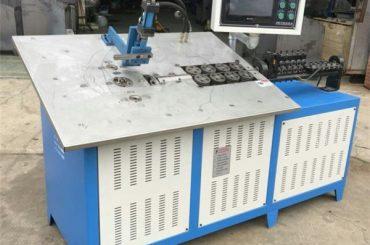 حار بيع التلقائي 3D أسلاك الفولاذ تشكيل آلة التصنيع باستخدام الحاسب الآلي 2d سلك الانحناء آلة السعر