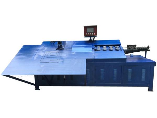كامل تلقائي CNC التحكم 2D سلك الانحناء آلة السعر