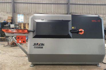 آلة قطع قضيب التسليح المحمولة بآلة ثني وقطع CNC