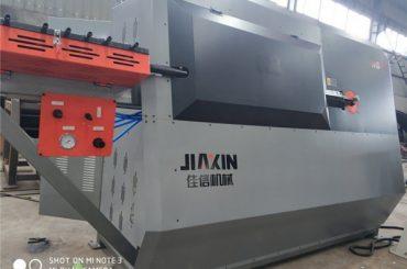 آلة الانحناء stirrup حديد التسليح ، الصلب شريط آلة صنع السرج ، شريط الانحناء آلة تقوية