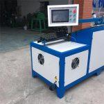 6MM أسلاك الفولاذ شماعات الانحناء آلة عالمية الفولاذ المقاوم للصدأ سلة CNC سلك بندر