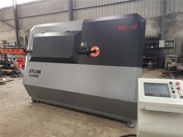 تستخدم على نطاق واسع التلقائي حديد التسليح Stirrup الانحناء آلة القطع